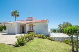 Villa with heated pool sauna and jacuzzi Mijas Costa 9